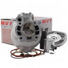 Cilinderkit MVT Carrera 50cc Minarelli AM6 40.30mm