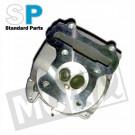 Cilinderkop CHI 4T GY6 SLS ( korte kleppen)