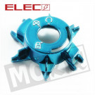 Contactslot ring Peugeot Speedfight blauw