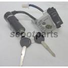 Contactslot set Honda PCX 125