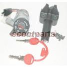 Contactslot set Yamaha BWS, Slider 2 delig Zadi 215312