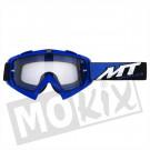 Crossbril MT blauw