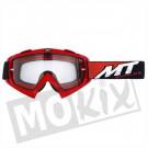 Crossbril MT rood