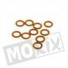 Fiber ring Tomos A3, A35 8x12 10st