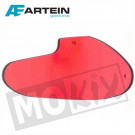 FILTERFOAM CHI 4T 10/12 GY6 KORT CARTER PRO S.RED