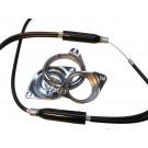 Freestyle rotorset compleet met remkabels