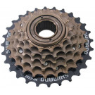 Freewheel Shimano TZ20 6 speed 14-28 tanden