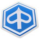 Embleem front Piaggio Zip-SP (Per 5 stuks)
