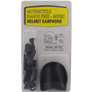 Intercom handsfree headset  GSM voor in de helm