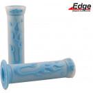 Handvatset Flame blauw transparant Edge