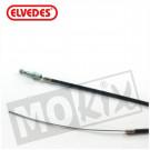 Achterrem kabel Tomos A3 en A35 Elvedes