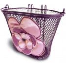 Fietsmandje Basil Jasmin lila - zacht roze