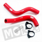 Koel slang set Yamaha Aerox rood