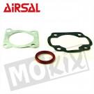kop voetset Airsal Minarelli horizontaal T6 AC 50cc