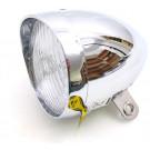 Koplamp Smart chroom - Led - On/Off (Incl. Batterij)
