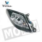 Koplamp Gilera Nexus 125cc links