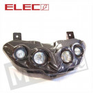 Koplamp Gilera Runner 2007 halogeen carbon