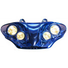 Koplamp Gilera Runner 4-lamp   blauw