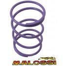 Koppeling drukveer Malossi-paars Piaggio