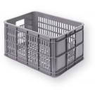 Krat Basil Crate-S Klein 25 liter Grijs