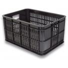 Krat Basil Crate small 25 liter - zwart