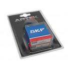 Krukaslager + Keerringset  set Artek K1 XL Racing SKF polyamide  Minarelli   AM