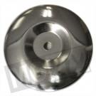 Luchtfilter deksel Yamaha FS1 chroom