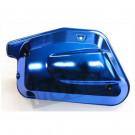 Luchtfilter huis Yamaha BWS blauw compleet
