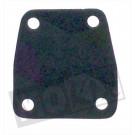 membraan Benzinepomp Solex rubber