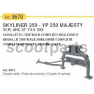 Middenstandaard Yamaha  Majesty, MBK Skyliner 250cc Buzzetti