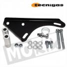 Uitlaat montage set GP4 Piaggio Zip 4 takt Tecnigas