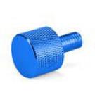 Olieplug Piaggio/Peugeot 8mm blauw