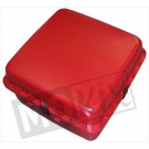 Pizza box - koffer 50x50x31 cm ongeisoleerd rood