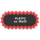 Binnenbandpleister Tip Top F1 50x25mm  10 stuks
