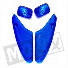 Richtingaanwijzer glas Honda  SFX   set blauw
