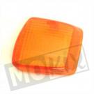 Richtingaanwijzer Glas Honda Vision MI oranje  links achter