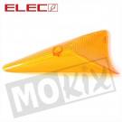 Richtingaanwijzer Glas Peugeot Speedfight oranje  links achter
