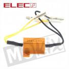 RAW relais universeel LED 2 draad