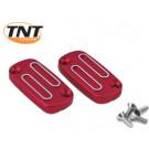 Remreservoir deksel 2 stuks TNT Grimeca rood
