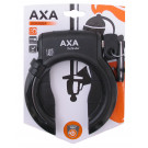 Ringslot Axa Defender met klapsleutel - zwart (op kaart)