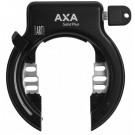 Ringslot Axa Solid Plus met uitneembare sleutels - zwart (werkplaatsverpakking)
