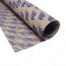 Rol pakkingpapier  dikte 0.25mm, breed 30cm, lengte 1 meter