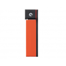 Vouwslot Abus Bordo 5700/80 uGrip Oranje