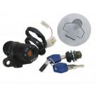 Contactslot set  Aprilia RS 50cc 19999 t/m 2005)