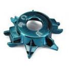 Contactslot ring - StuurContactslot ring - Stuurslothuis ON/OFF blauw Peugeot Speedfight, Vivacity