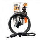 Insteekkabel Axa-RLE 150/10 met houder, 10mm dik, 150cm lang.