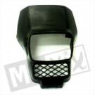 Spoiler kopLamp Honda MT zwart vierkante koplamp