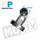 Spruitstuk Puch Maxi Dellorto 17/21mm (24mm)