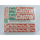 STICKERSET CASTROL 5DLG