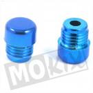 Stuurgewicht set PVC blauw